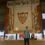 Estadio Sanchez pizuan en Sevilla