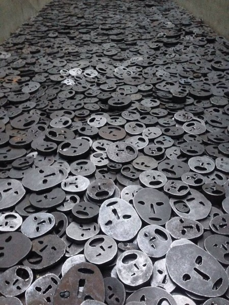 10,000 iron faces for 10,000 lost souls