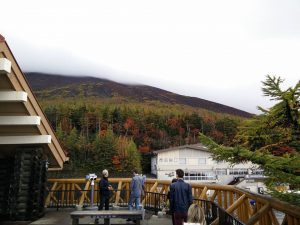 Mt. Fuji - October Monthly Report