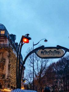 Paris Décembre