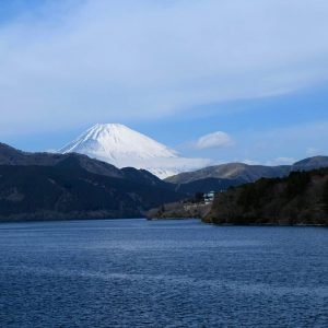 Probably the best view of Mt.Fuji I have ever seen