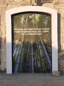 'Vietnam, Guest of Honour, Havana International Book Fair, 2020'
