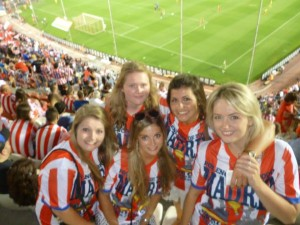 Atheltico Madrid vs Barcelona FC