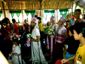 Burmese Wedding