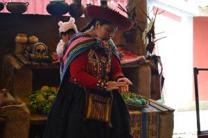 Traditional textile techniques