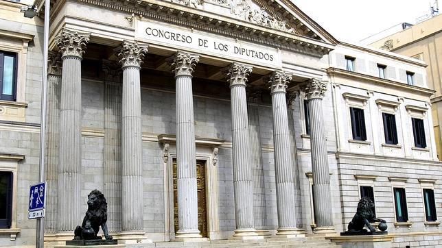 El Congreso de los Diputados, el edificio para el gobierno.