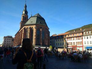 The Heiliggeistkirche Heidelberg