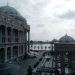 Nevruz Palace in Dushanbe