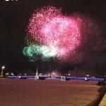 Какой красывые фейерверки ! / Such beautiful fireworks !