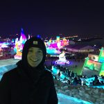 Chilling (literally) at the Harbin Ice Festival