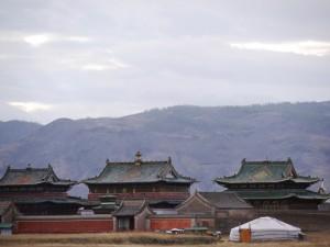 Kharkhorin monastery, China