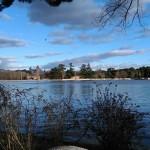 Lago, Casa de Campo, Madrid