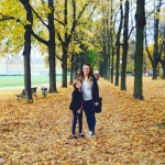 My sister and I in Bonn