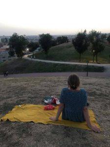 Parque de Tio Pio - Tio Pio Park