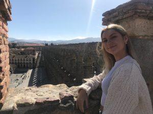 El Acueducto en Segovia