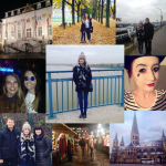 Here is a collage of pictures showing my time in Bonn