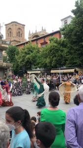 Stunning Flamenco dance!